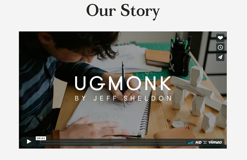 go to http://ugmonk.com/about/