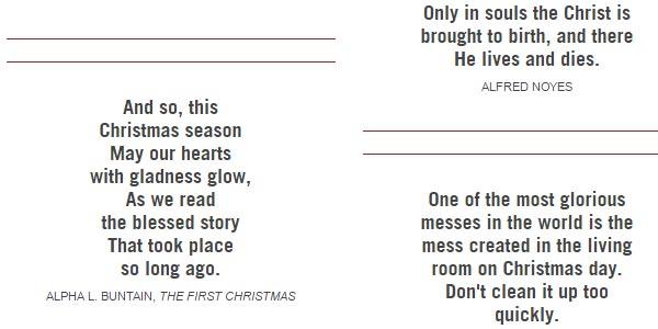go to https://www.tinyprints.com/christmas-card-wording-ideas.htm