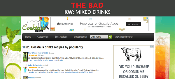 mix-drinks