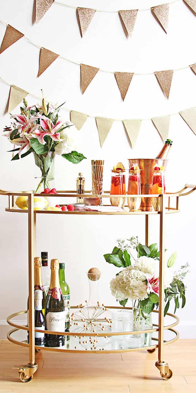 styled barcart