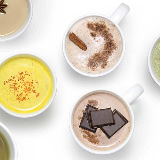 coffee alternatives in coffee mugs