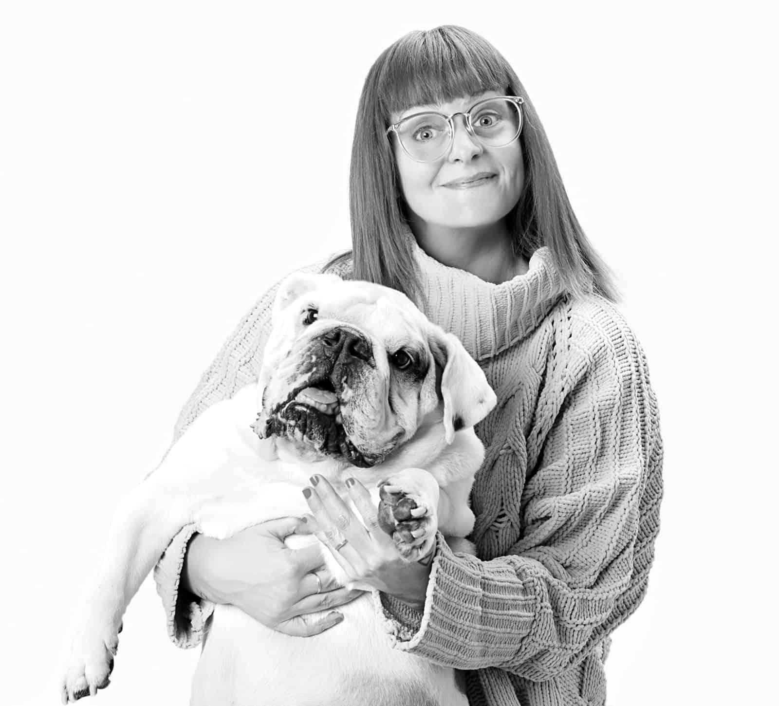 Portrait of Kimberly Lostrocio, Videographer at Siege Media