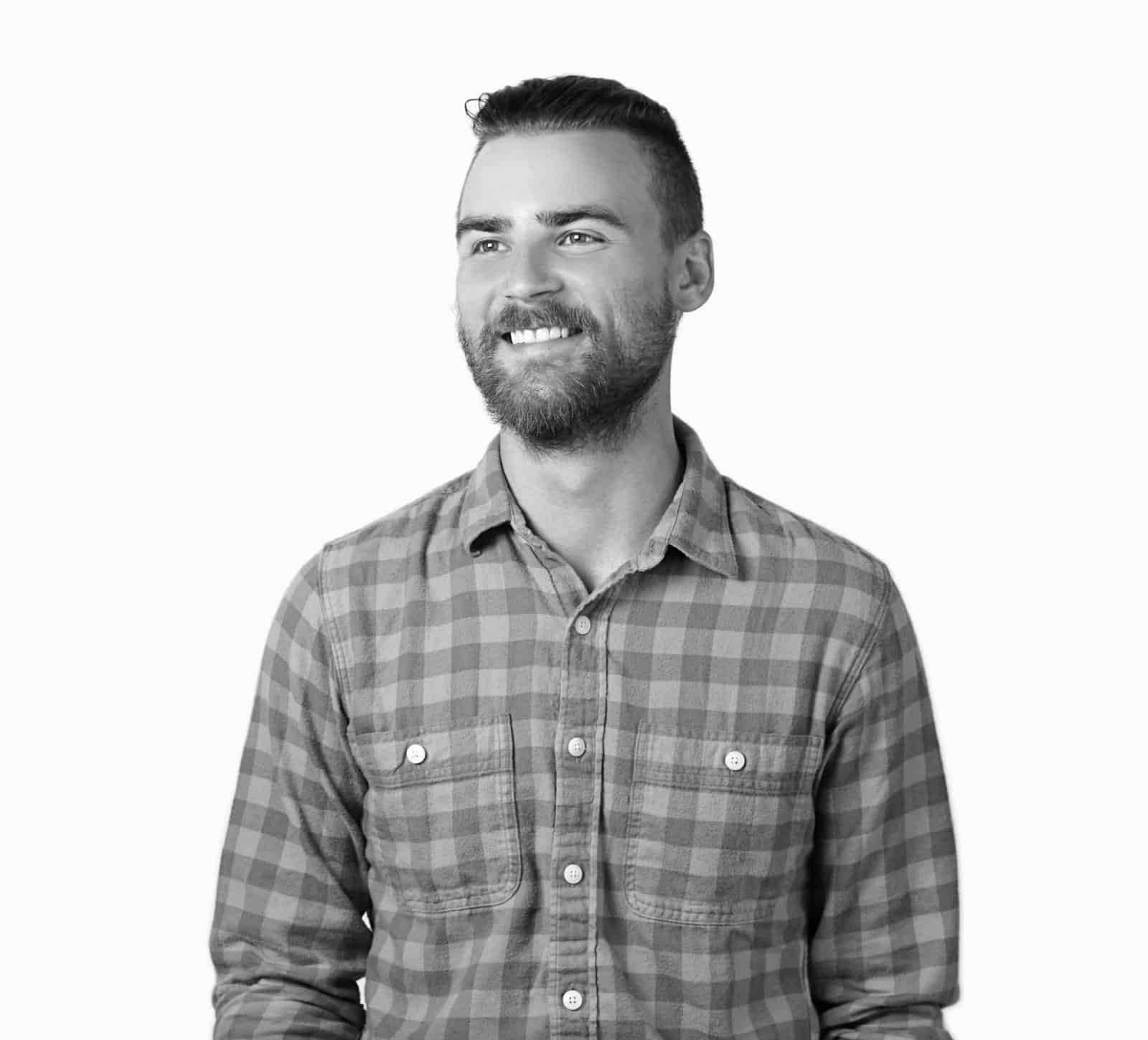 Portrait of Clint Hess, Video Production Specialist at Siege Media