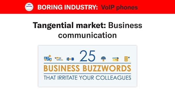 getvoip business buzzwords piece