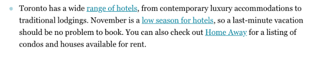 screenshot of homeaway article mention