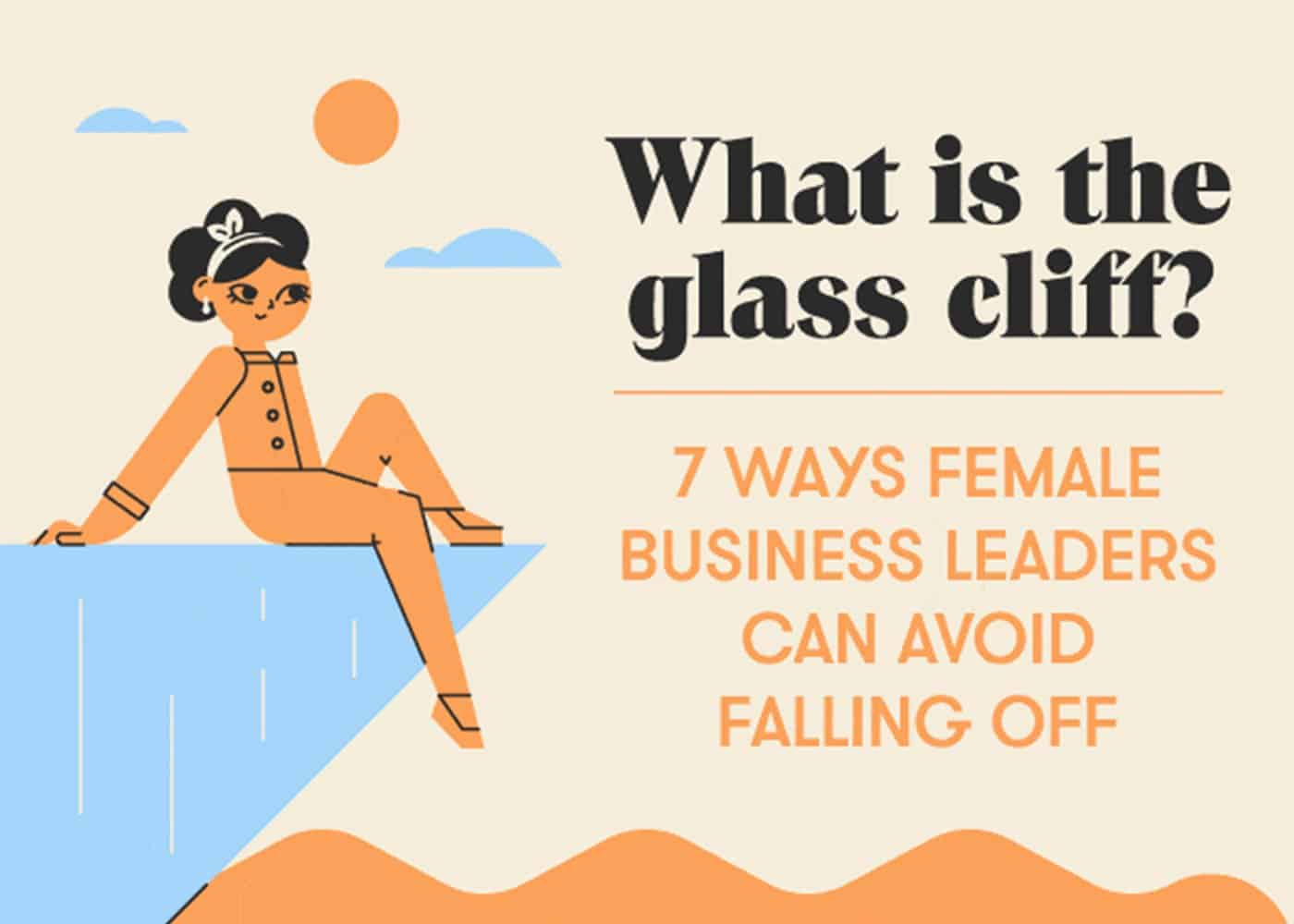 glass cliff gif