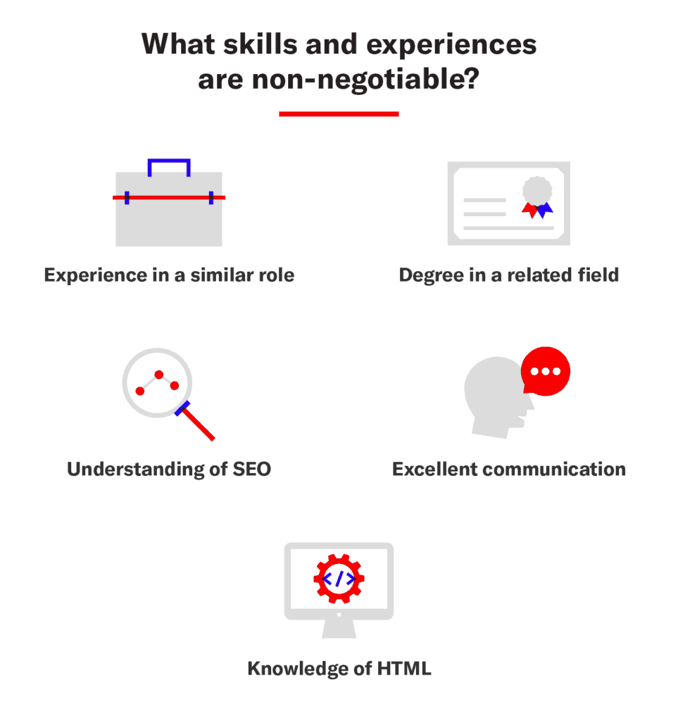 non-negotiatable-skills-and-experience