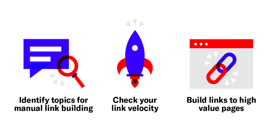 Build link building strategy